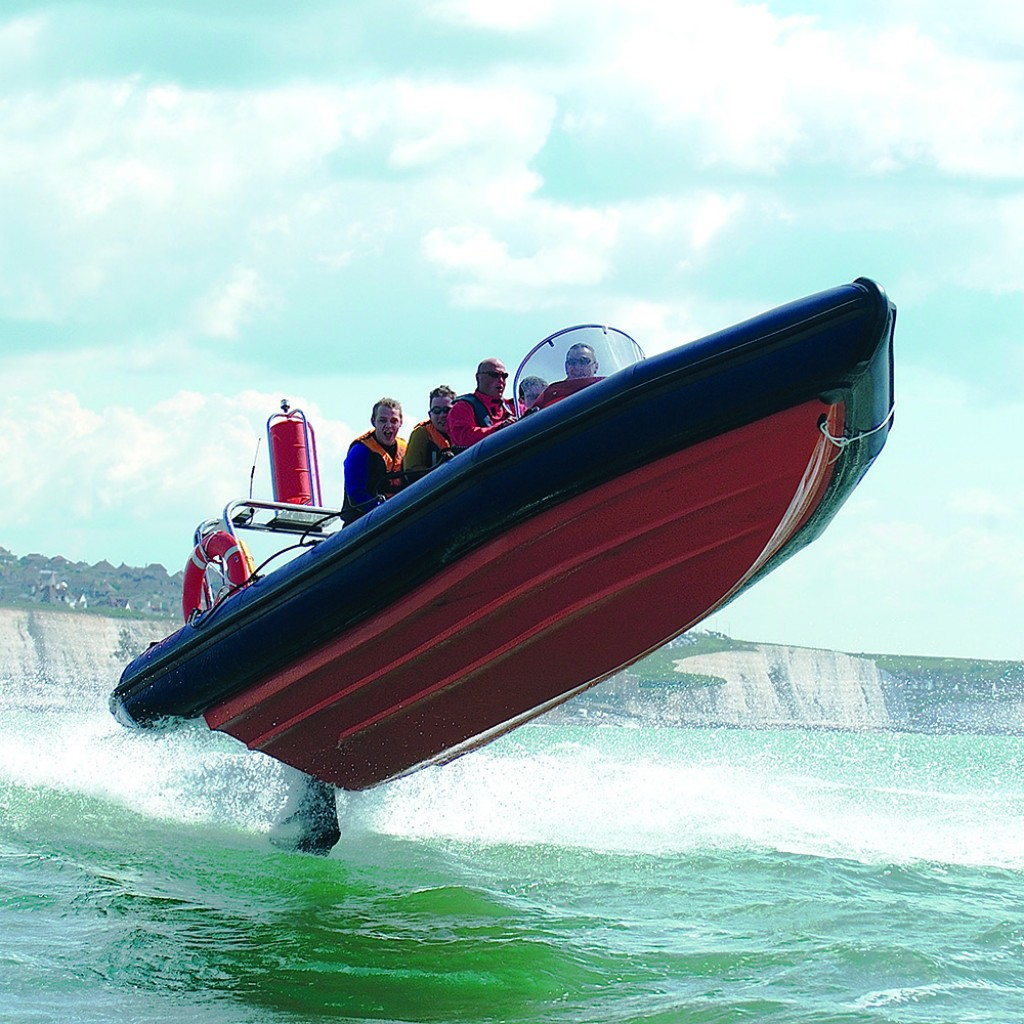powerboating course brighton