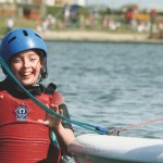kids watersports activities sailing smiles