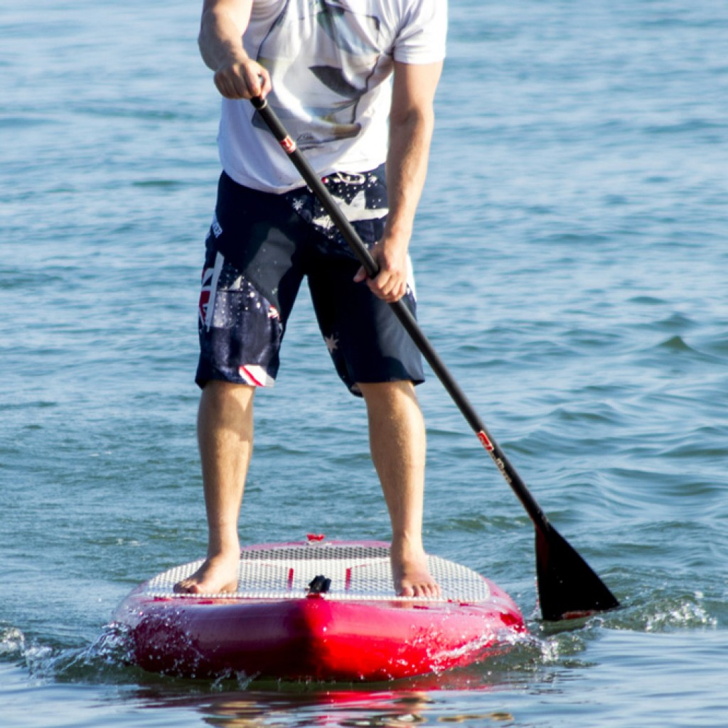 standup paddleboard mark