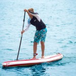 kids watersports activities SUP paddling