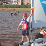 kids watersports activities sailing racing
