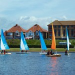 kids watersports activities sailing RYA stage 2