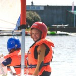 kids watersports activities sailing fun