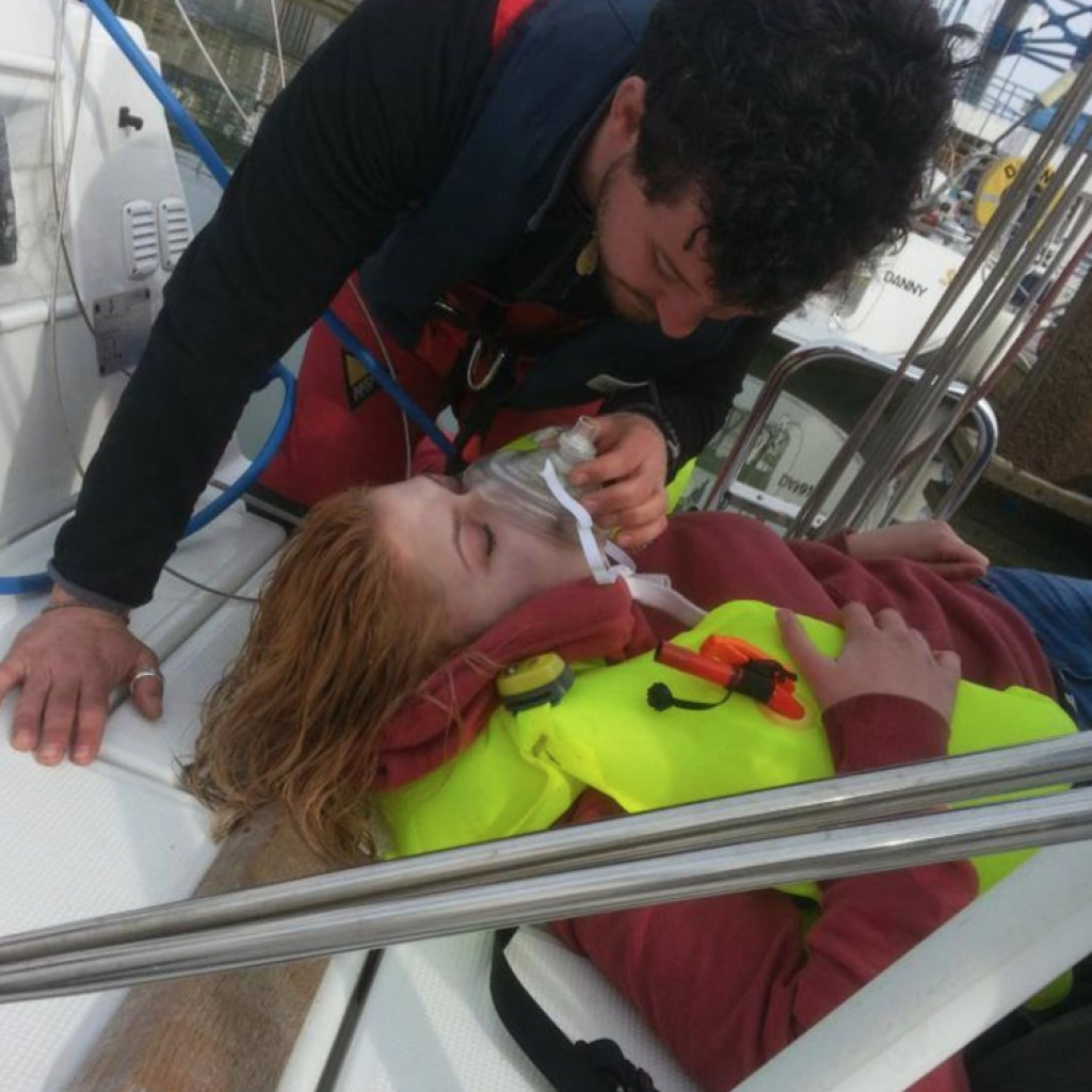 first aid rya course