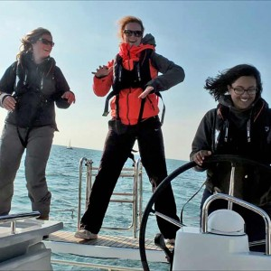 Yacht boat hire charter brighton