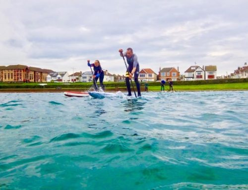 How to standup paddleboard faster in a month