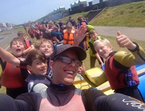 Ideas for outdoor activities for kids and adults with special needs or behavioural issues in Brighton