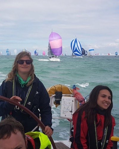 Fastnet Race with Lagoon Watersports3