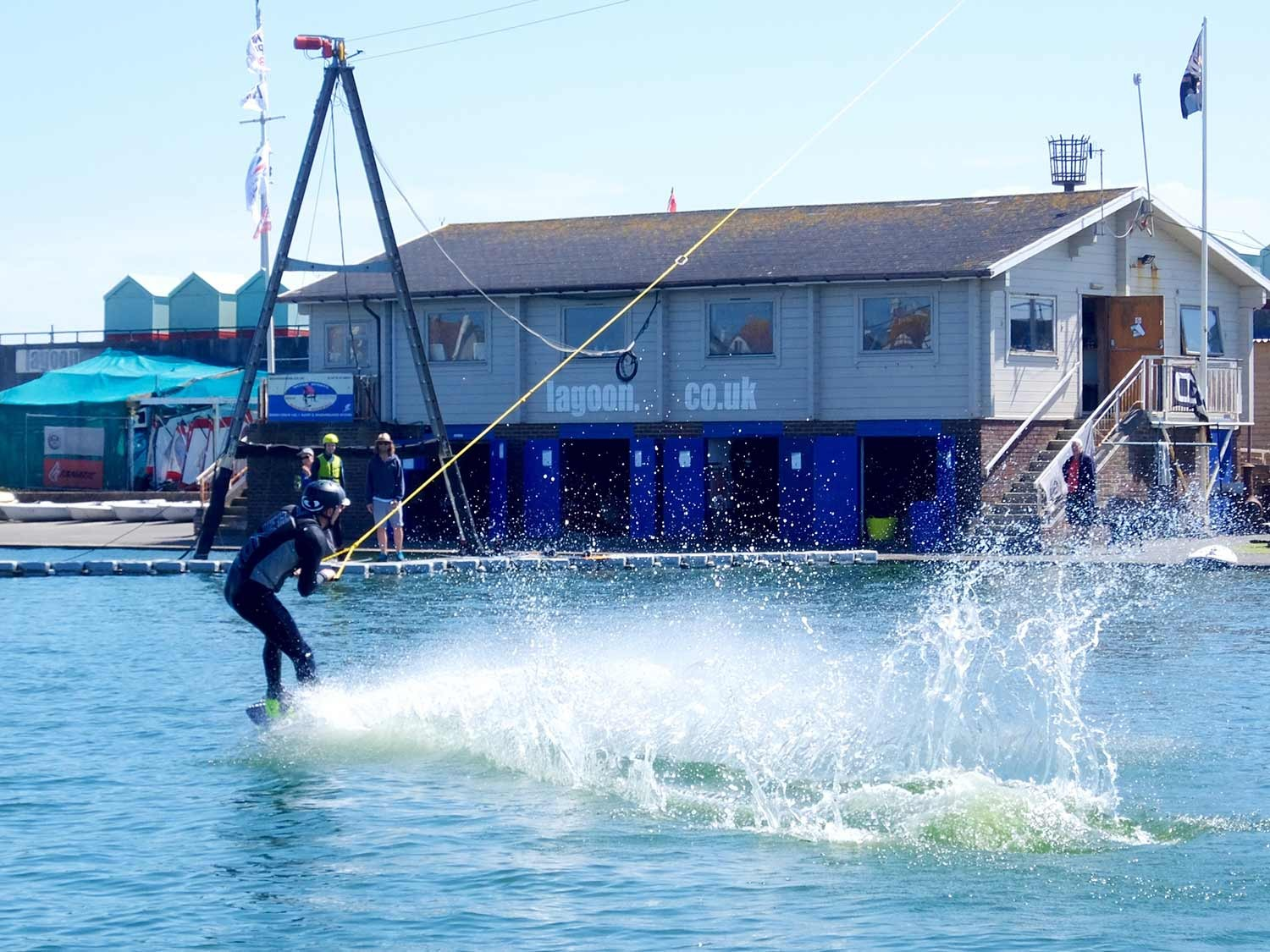 wakeboard coaching hove lagoon brighton
